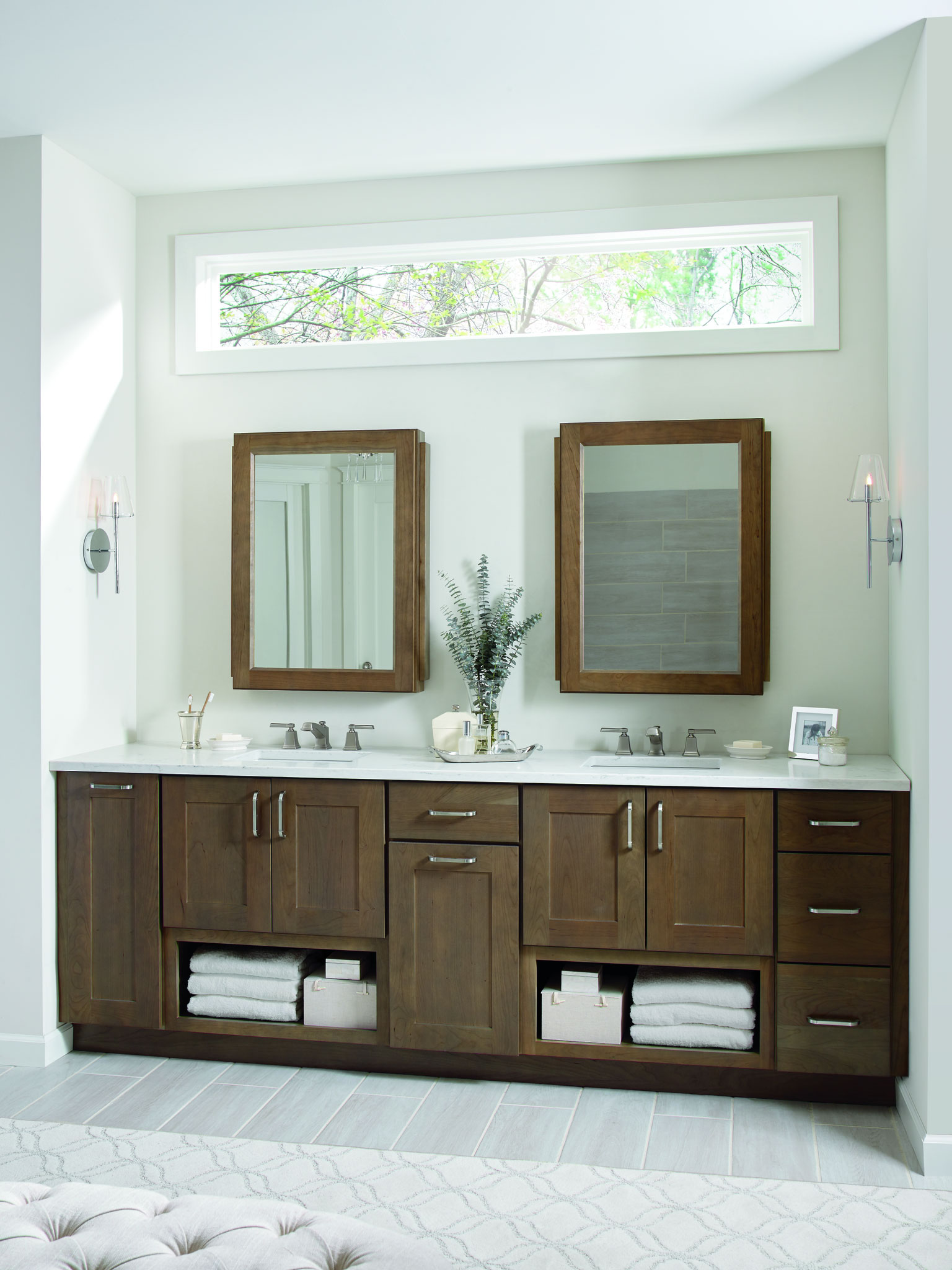schrock bathroom cabinets schrock cabinetry 14356